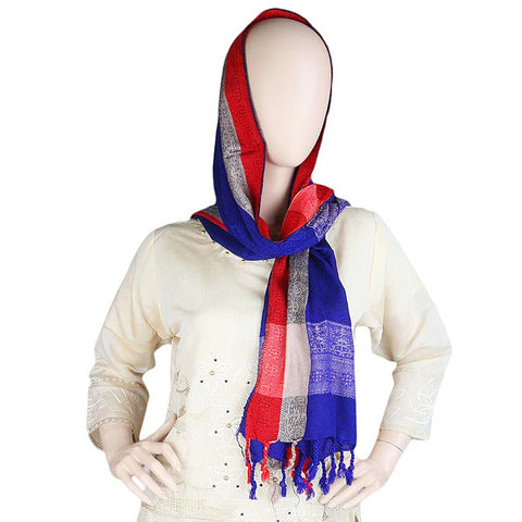 Women's Stole - Royal Blue
