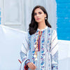 Gul Ahmed Lawn Printed 3Pcs Un-Stitched Suit CL # 1256