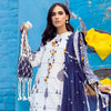 Gul Ahmed Lawn Printed 3Pcs Un-Stitched Suit CL # 1257