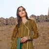 Gul Ahmed Lawn Printed 3Pcs Un-Stitched Suit CL # 1273