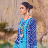 Gul Ahmed Lawn Printed 3Pcs Un-Stitched Suit CL # 1321