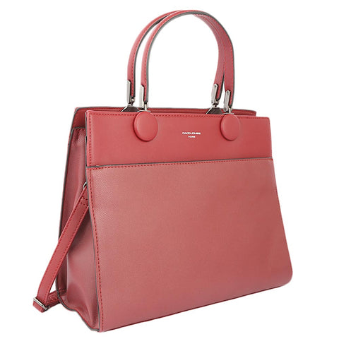 Women's Handbag - Bordeaux