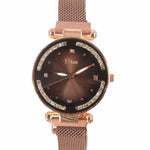 Women's Fancy Watch - Copper