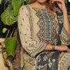 Aiman Fahad Embroidered Lawn 3 Piece Un-Stitched Suit - 1A