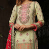 Aiman Fahad Embroidered Lawn 3 Piece Un-Stitched Suit - 1B