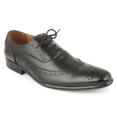 Men's Formal Shoes D-113 - Black