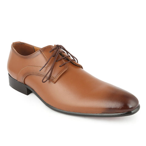 Men's Formal Shoes D-114 - Brown