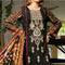 Aiman Fahad Embroidered Lawn 3 Piece Un-Stitched Suit - 2A