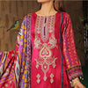 Aiman Fahad Embroidered Lawn 3 Piece Un-Stitched Suit - 2B