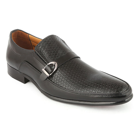 Men's Formal Shoes D-43 - Black