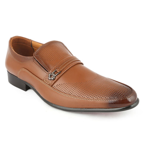 Men's Formal Shoes D-43 - Brown