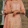 Aiman Fahad Embroidered Lawn 3 Piece Un-Stitched Suit - 5A