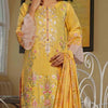 Aiman Fahad Embroidered Lawn 3 Piece Un-Stitched Suit - 5B