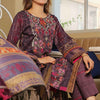 Aiman Fahad Embroidered Lawn 3 Piece Un-Stitched Suit - 7