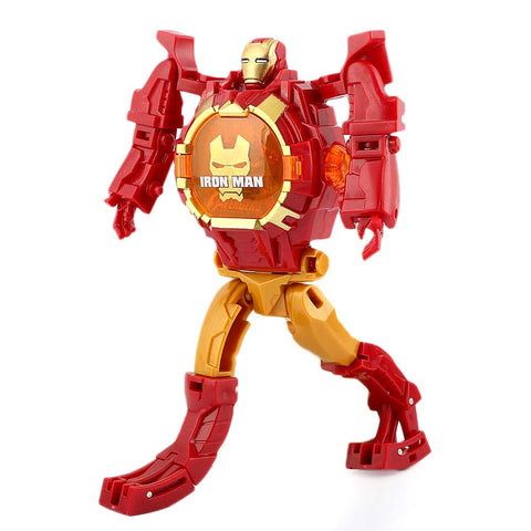 Iron Man For Kids - Red