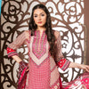Mersana Printed & Embroidered Lawn 3 Pcs Un-Stitched Suit - DA1874-A