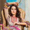 Mersana Printed & Embroidered Lawn 3 Pcs Un-Stitched Suit - DA1874-B