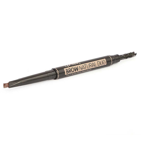 S.F.R Color 2IN1 Brow Pen+Brow Brush - Fiaxen 125