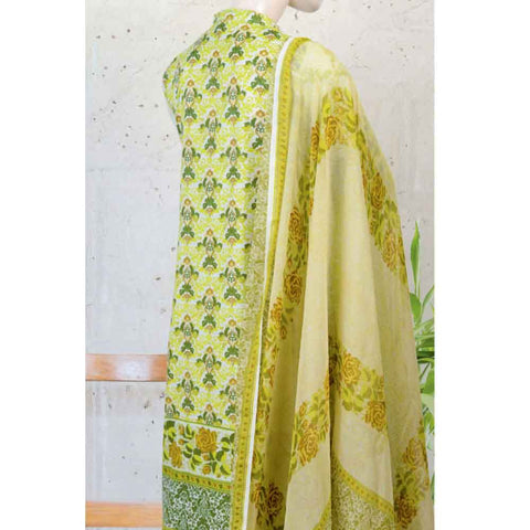 Pristine Embroidered Lawn Suit - FL3A - test-store-for-chase-value