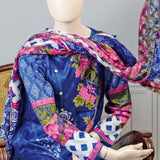 Pristine Embroidered Lawn Suit - FL8B - test-store-for-chase-value