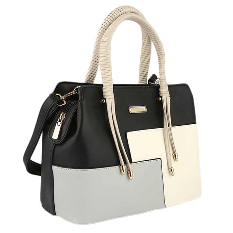 Women's Handbag (G1018) - Black
