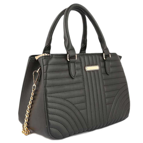 Women's Handbag (G1100) - Black