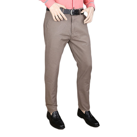 Men's Cotton Chino Pant - Grey