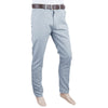 Men's Basic Cotton Pant - Grey