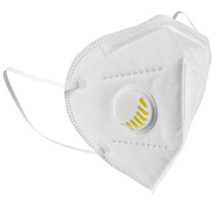 KN95 Mask With Filter GB2626 - White