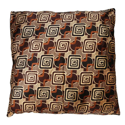 Floor Cushion Covers 2 Pcs Set - Multi