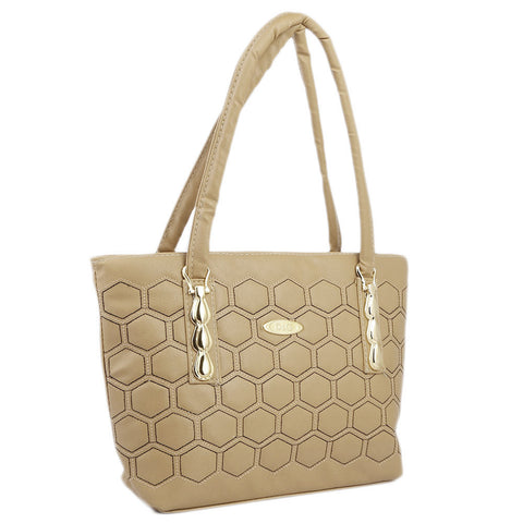 Ladies Handbags 6874 - Beig