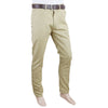 Men's Basic Cotton Pant - Khaki