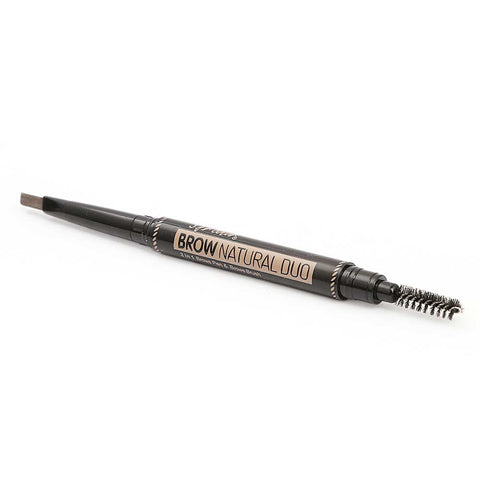S.F.R Color 2IN1 Brow Pen+Brow Brush - Light Brown 105