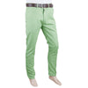 Men's Basic Cotton Pant - Light Green