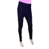 Women's Plain Bottom Flapper - Navy Blue