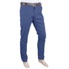 Men's Basic Cotton Pant - Navy Blue