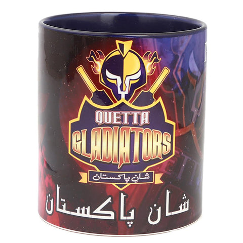 Quetta Gladiators PSL Mug