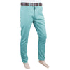 Men's Basic Cotton Pant - Sea Green