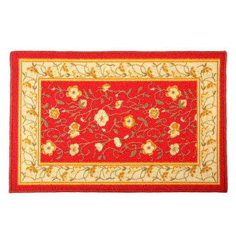 Printed Door Mat 19 x 29 - Red