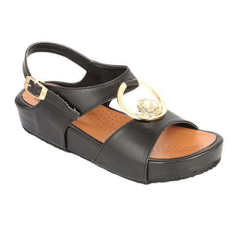 Women's Sandal ( Z-8 ) - Black