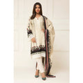 Signature Icon Printed Lawn 3 Piece Un-Stitched Suit Vol 2 - ZS 04 A - test-store-for-chase-value