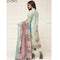 Signature Icon Printed Lawn 3 Piece Un-Stitched Suit Vol 2 - ZS 09 A - test-store-for-chase-value