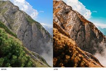 Load image into Gallery viewer, Travel - 25 LUTs and Lightroom Presets