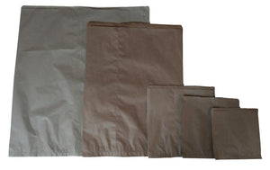 Brown Pure Kraft Paper Bags - Gardnersbags