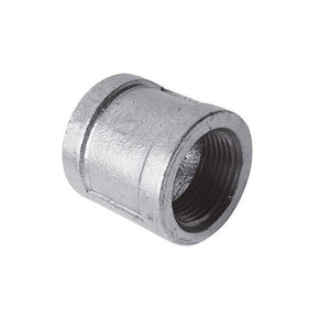 "COPLE LISO GALVANIZADO 2-1/2"" (63.5mm)"