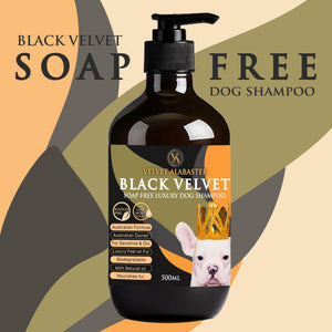 Black Velvet Soap Free Dog Shampoo