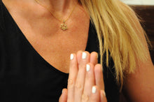 Free Good Karma Pendant Necklace