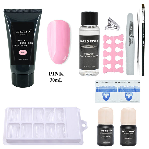30ML POLY GEL Quick Extension Builder Kit