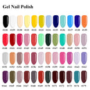 Gel Nail Polish 5 Color Set - CARLO RISTA