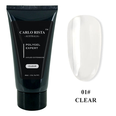 Poly Gel - Clear 60mL